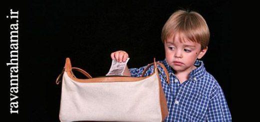 دزدی کودک