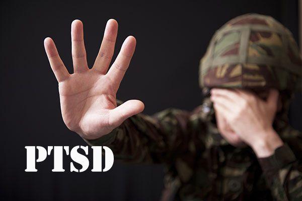 اختلال استرس پس از سانحه PTSD
