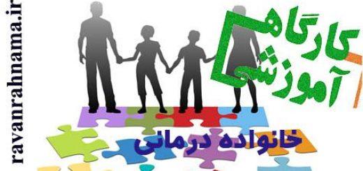 کارگاه آموزشی خانواده درمانی