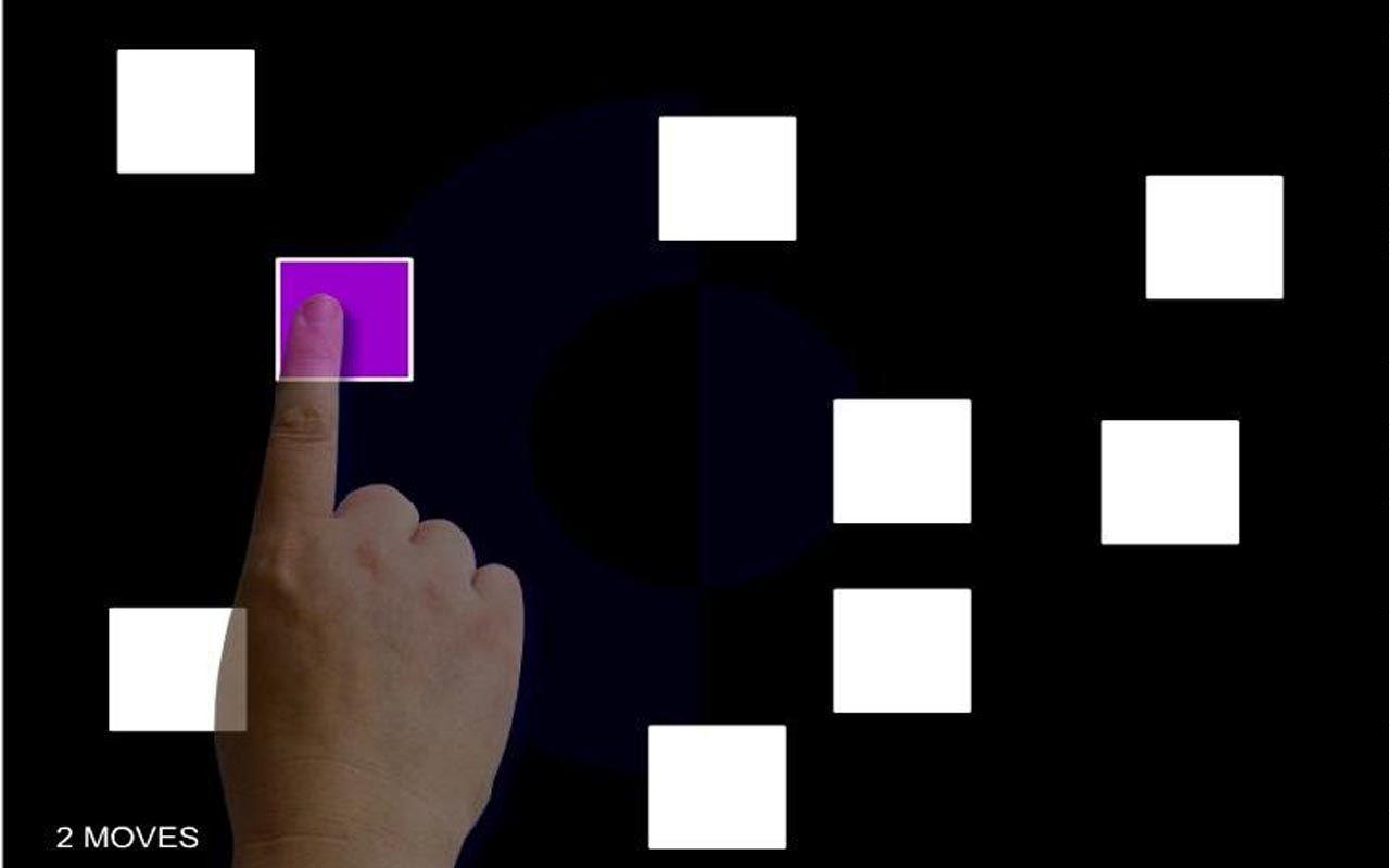 نرم افزار سنجش حافظه فعال کوتاه مدت دیداری فضایی (ویژه گوشی اندروید)