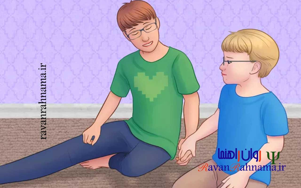 اطمینان دهی به کودکان درباره ویروس کرونا